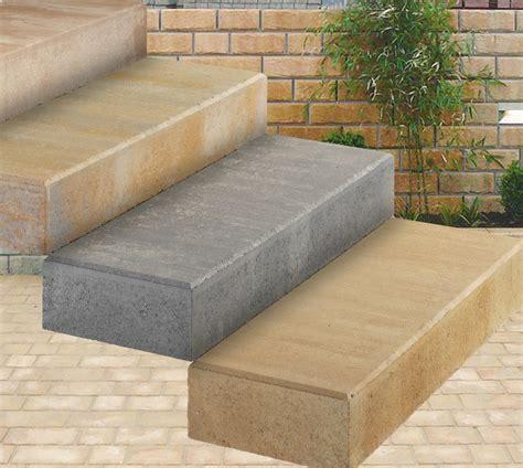 Blockstufen Beton Maße by Blockstufen Bvw Beton Und Verbundsteinwerke