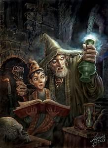 wizard fantasy art | ... : Fantasy Mage , Fantasy Warlock ...