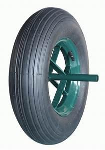 Roue De Brouette Avec Axe : roue brouette gonflable d40cm ~ Melissatoandfro.com Idées de Décoration