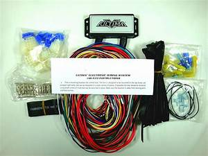 Ultima U00ae Plus Electronic Wiring Harness  System For Harley