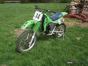 1985 Kawasaki Kx 125