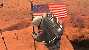 "New Report Flags U.S. ""Horizon Goal"" – Humans to Mars!"