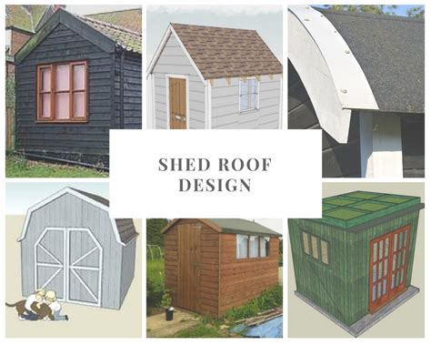 Shed Roof Types by Learn How To Build A Shed Roof That Is Strong And Weathertight
