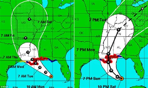 Hurricane Isaac moves back out to sea after battering ...