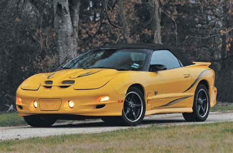 Firebird History by The Last Of The Firebirds