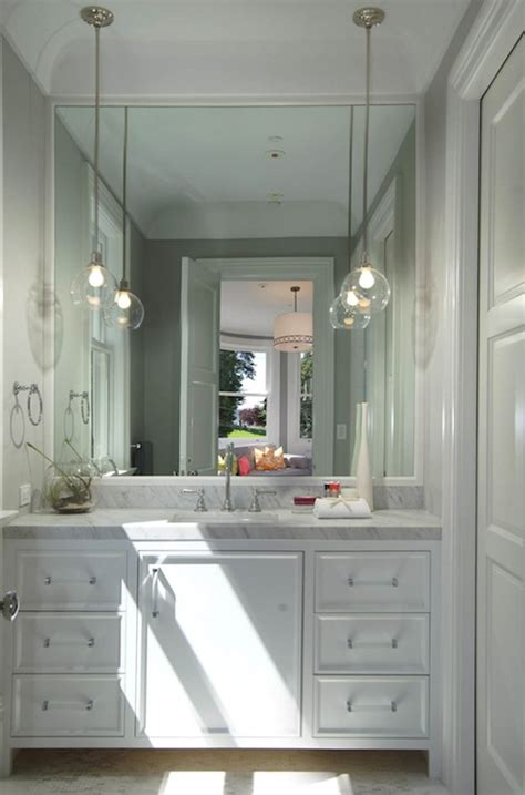 Bathroom Vanities With Lights by Lucite Pulls Contemporary Bathroom Artistic Designs
