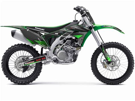 Kawasaki Klx 230 Backgrounds by Kawasaki Klx 140 Dirtbike Graphics Kit Surge Senge
