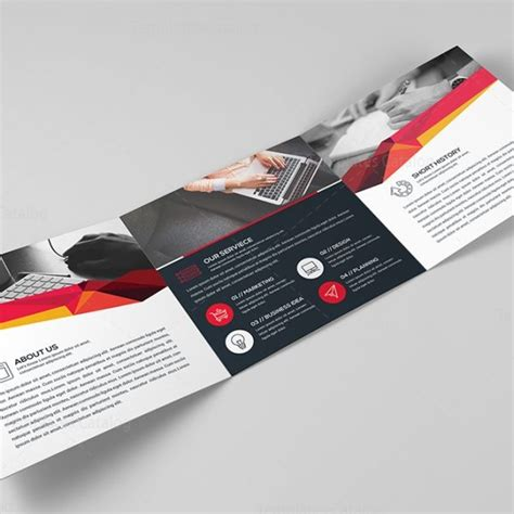 Trifold Template File by Editable Trifold Brochure Template 000426 Template Catalog