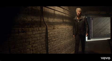 Bon Jovi, Scars On This Guitar