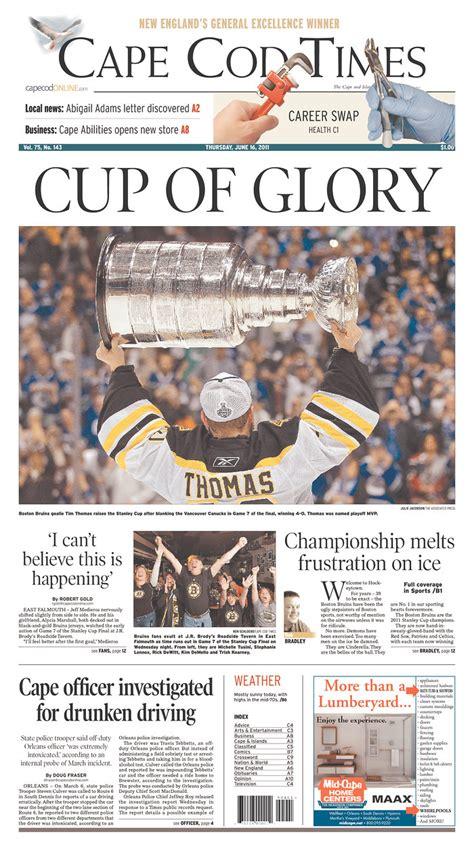 Cape Cod Times Newspaper