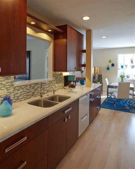 modern cabinets kitchen best 25 small galley kitchens ideas on 4189