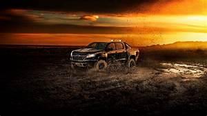 Wallpaper Chevrolet Colorado ZR2, 2018 Cars, 4k, Cars