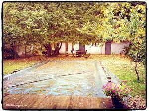 pool für terrasse romantikwochenende im trolleberg bed breakfast