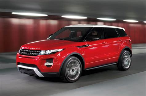 Land Rover Car :  2012 Land Rover Range Rover Evoque 5-door