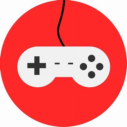 Clipart Games Controller Transparent Icon Simple Svg