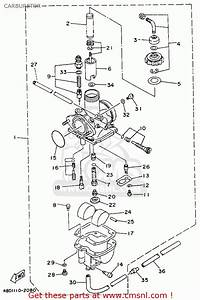 Yamaha Yfb250e Timberwolf Maine  U0026 New Hampshire 1993