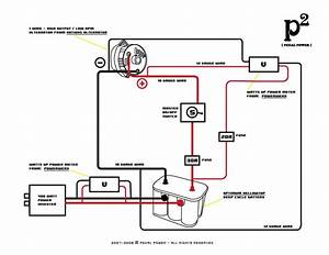 Marine Dual Alternator Wiring Diagram