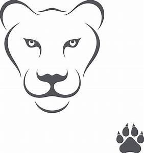 Royalty Free Lioness Clip Art, Vector Images ...