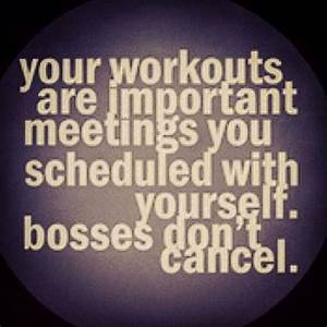 20 Fitness Moti... Important Meeting Quotes