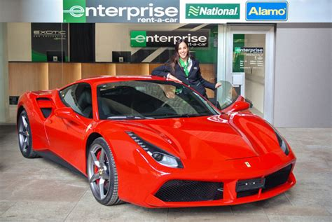 Enterprise Exotic Car Collection Expands Into Swiss Market