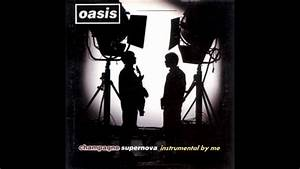 Champagne Supernova - Oasis Instrumental Cover - YouTube
