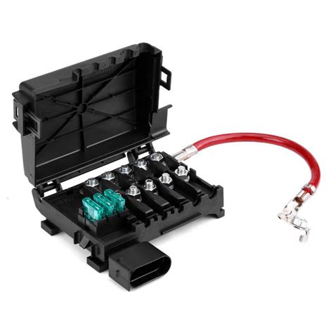 Car Fuse Box Buy by Aliexpress Buy Car Battery Fuse Box Holder Terminal