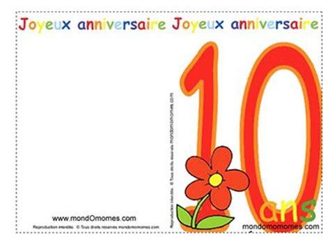 Apr 21, 2021 · carte anniversaire 10 ans fille à imprimer.bien souvent lorsque l'on est parents on aime organiser un goûter d'anniversaire. carte d invitation anniversaire 10 ans