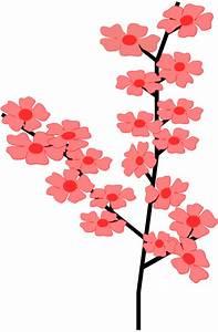Japanese Flower Clipart
