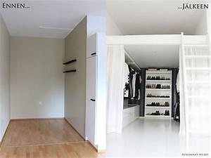 Begehbarer Kleiderschrank Klein : schlafzimmer auf begehbaren kleiderschrank wohnideen einrichten ~ Eleganceandgraceweddings.com Haus und Dekorationen