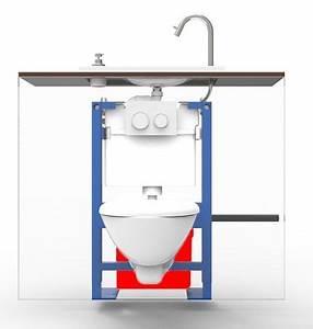 Installer Un Wc : installer un wc lave mains avec un sanibroyeur ~ Melissatoandfro.com Idées de Décoration