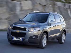 Chevrolet Captiva Opiniones  Fotos  Videos  Datos T U00e9cnicos Y Pruebas