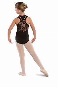 NEW Dance Leotard LACE Back Kids Child Lycra Contemporary ...