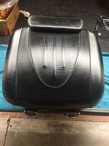Harley Davidson Leather Tour Pack Luggage