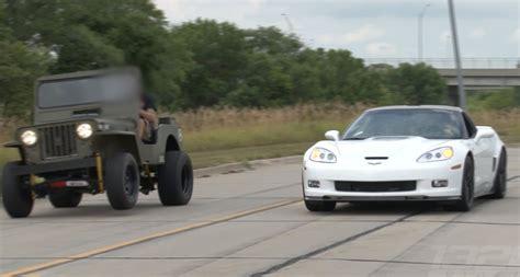willys jeep lsx zr 1 corvette vs lsx willy 39 s jeep youtube