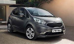 Kia Venga Spotted Testing In India Car