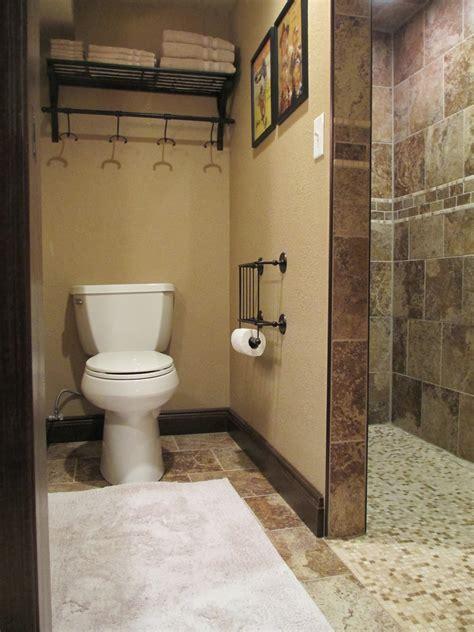 kruses workshop house  basement family roombath