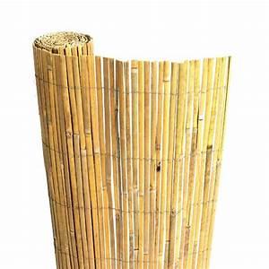 Pergola En Bambou : les canisses pour faire de l 39 ombre pergolas et tonnelles ~ Premium-room.com Idées de Décoration