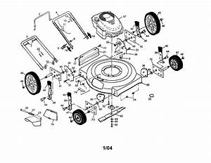 Weedeater Rotary Lawn Mower Parts