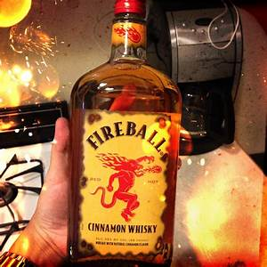 Fireball Whisky Wallpaper - WallpaperSafari