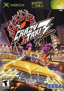 Crazy Taxi 3 High Roller Wikipedia