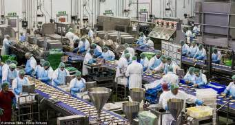 Greencore factory's migrant workers churn out THREE ...