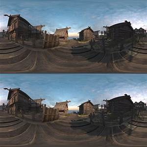 Capturing Virtual Worlds  A Method For Taking 360 Virtual Photos And Videos