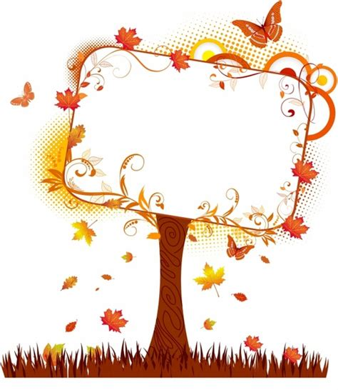 fall tree trunk clipart   cliparts  images