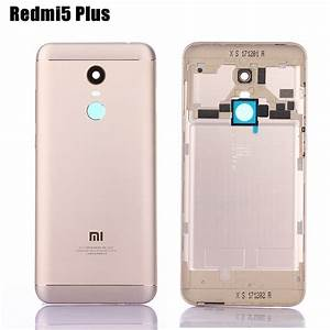 Redmi5 Plus Official Original Metal Cover Case For Xiaomi