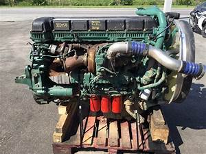 2015 Used Volvo D13 Engine For Sale