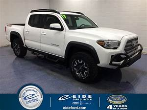 Used 2017 Toyota Tacoma Trd Sport For Sale In Bismarck  Nd