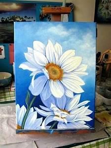 62, Easy, Flower, Painting, Ideas, For, Beginners