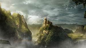 Mountain, Kingdom, Wallpapers