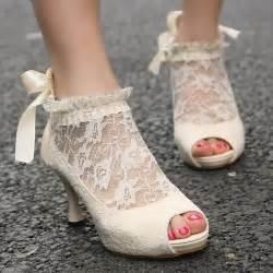 shoes for a wedding 45 gorgeous vintage wedding shoes weddingomania
