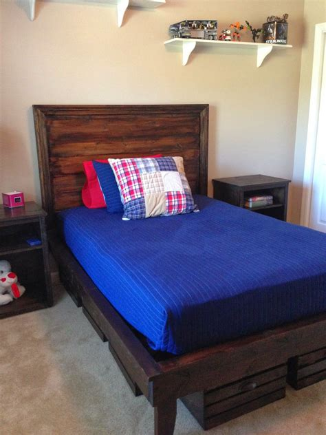 diy full size bed room bed furniture full size bed